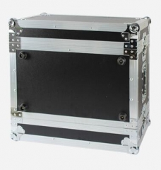 Professional stage drawer, microphone receiver, shockproof frame, audio cabinet, mixing cabinet, 4U aviation box
