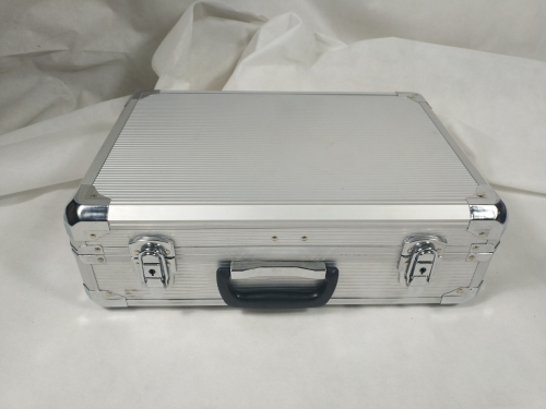 aluminum tool set case with tool board and mold